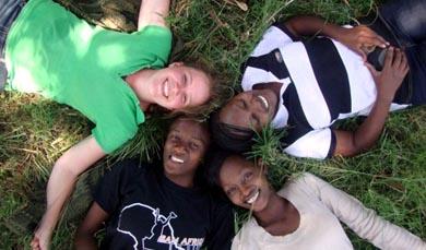 ICYE Kenya Experience The World!